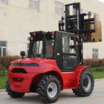 5 Ton Rough Terrain Royal Forklift